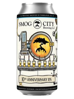 Smog City / 10th Anniversary IPA ( スモッグシティ 10周年記念 IPA)473ml