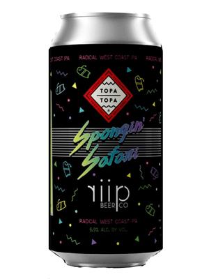 Topa Topa / Spongin' Safari ( スポンジン サファリ )473ml