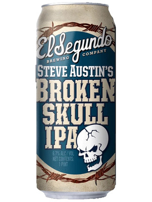 El Segundo / Broken Skull IPA (ブロークン スカル IPA)473ml