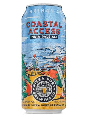 Pizza Port / Coastal Access (ピッツァポート  コースタル アクセス)473ml