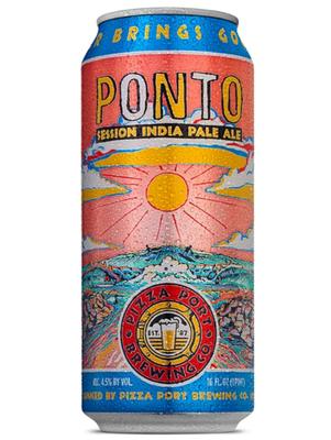 Pizza Port / Ponto Sessionable IPA (ピッツァポート  ポント セッショナブルIPA)473ml