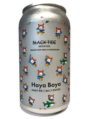 Black Tide Brewing / Hoya Boya  Hazy IPA(ブラックタイド ホヤボーヤ)350ml