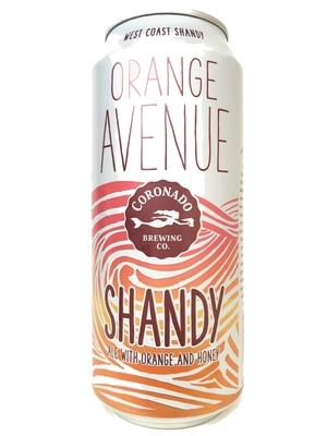 CORONADO BREWING CO. / ORENGE AVENUE SHANDY(コロナド オレンジアベニューシャンディ)473ml