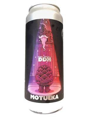 West Coast Brewing / The Trial: DDH Motueka (ウエストコースト  ザ・トライアルDDhモチュエカ)500ml