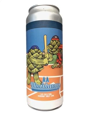 West Coast Brewing / AA Mochimune(ウエストコースト ダブルエー モチムネ)500ml