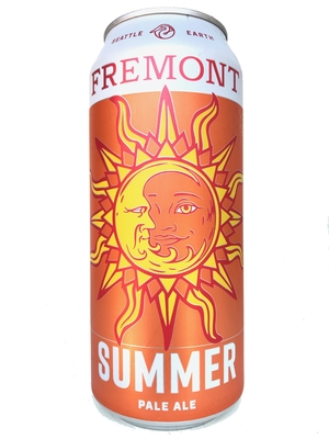Fremont / Summer pale ale(フレモント サマーペールエール)473ml