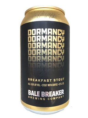 Bale Breaker / dormancy breakfast stout(ベールブレーカー ドルマンシー ブレークファスト スタウト)355ml