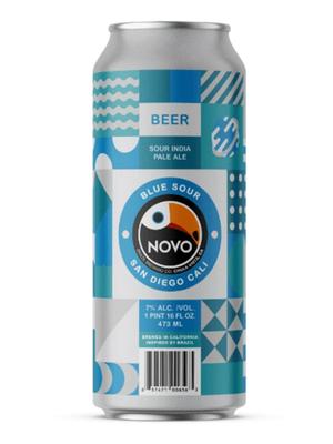 Novo Brazil / Blue Sour IPA (ノボ ブラジル ブルー サワー IPA)473ml