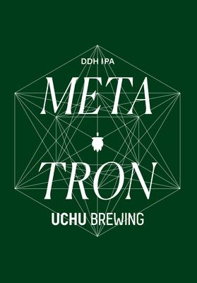 Uchu Brewing / Metatron (うちゅうブルーイング メタトロン)350ml 缶