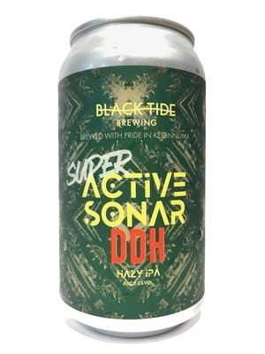Black Tide Brewing / Super Active Sonar(ブラックタイド スーパーアクティブソナー)350ml