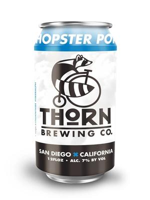 Thorn / Hopster Pot Hazy IPA (ソーン ホップスター ポット ヘイジーIPA)355ml