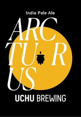 Uchu Brewing /ARCTURUS (うちゅうブルーイング アークトゥルス)350ml 缶