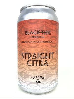 Black Tide Brewing / Straight Citra (ブラックタイド ストレート シトラ)350ml