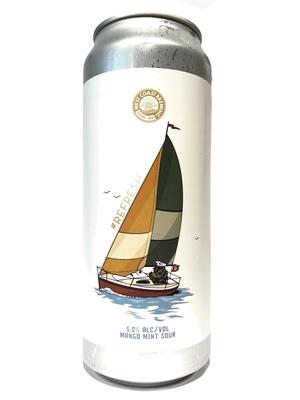 West Coast Brewing × UNITED ARROWS Collaboration/ #refresh(ウエストコーストxユナイテッドアローズ #リフレッシュ)500ml