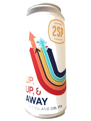 2SP Brewing Co. / Up, Up, & Away (ツーエスピー アップアップアンドウェイ)