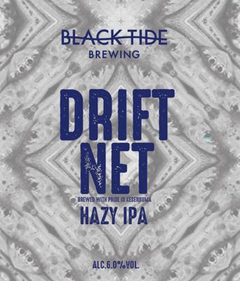 Black Tide Brewing / Drift Net(ブラックタイド ドリフトネット)350ml