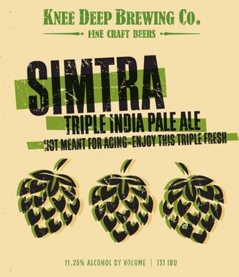Knee Deep /Simtra(ニーディープ シムトラ)568ml