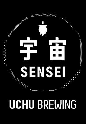 Uchu Brewing / 宇宙SENSEI (うちゅうブルーイング うちゅうSENSEI)350ml 缶