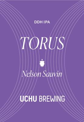 Uchu Brewing /TORUS Nelson Sauvin(うちゅうトーラス ネルソンソーヴィン)350ml 缶