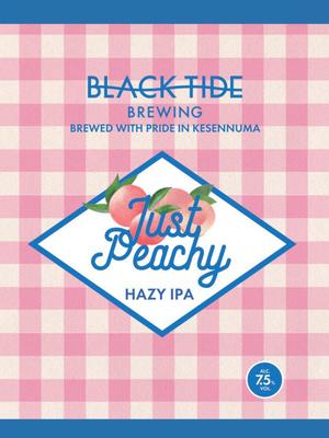 Black Tide Brewing / Just Peachy(ブラックタイド ジャストピーチー)350ml