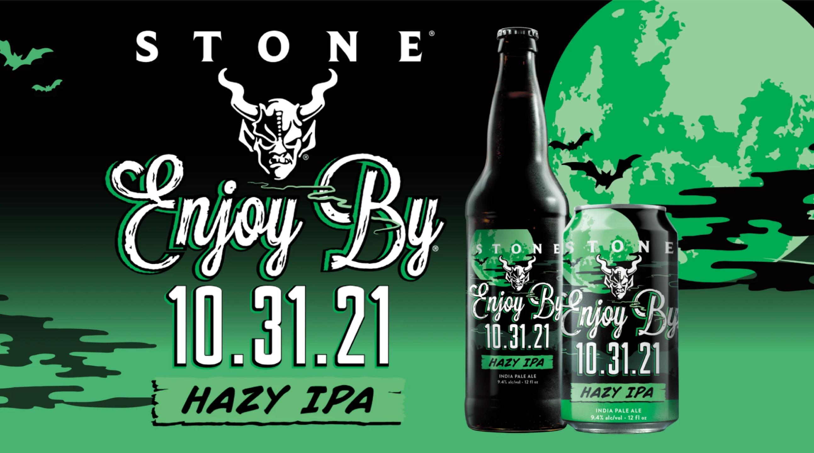 Stone / Enjoy By