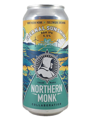Northen Monk Brew Co. / Eternal Sunshine w/Fieldwork(ノーザンモンク イターナル サンシャイン )440ml