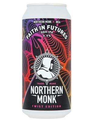 Northen Monk Brew Co. / Faith in Futures DDH IPA(ノーザンモンク フェイス イン ザ フューチャー)440ml