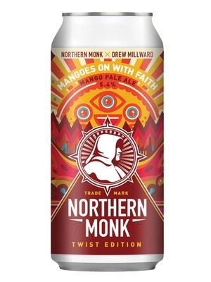 Northen Monk Brew Co. / Mangoes On With Faith(ノーザンモンク マンゴーズ オン ウィズ フェイス )440ml