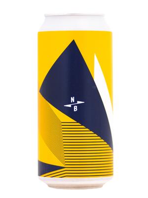 North Brewing / No Coast IPA w/Nanmen  (ノースブルーイング ナンメン x ノース ヘイジーIPA) 440ml