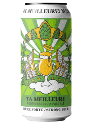 Laga Biere Brasserie Artisanale / TA MEILLEURE(ラガビエールブラッスリーアーティザナル タ・メイユール)473ml