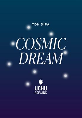 Uchu Brewing / COSMIC DREAM (うちゅうブルーイング コズミックドリーム)350ml 缶