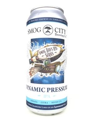 Smog City Dynamic Pressure / ダイナミック プレッシャー473ml