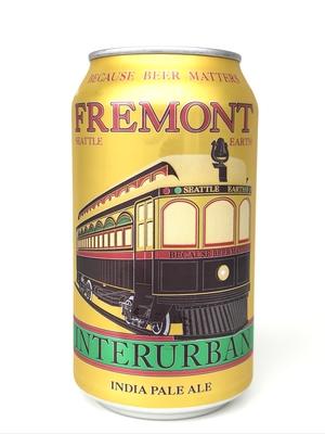 Fremont  /  Interurban IPA  (インターアーバンIPA) 355ml