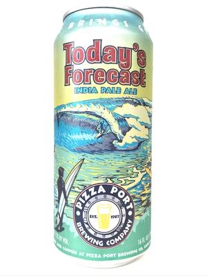 30%OFF!!!!!!!! Pizza Port   /  Today's Forecast (ピッツァポート  トゥデイズ フォーキャスト)473ml