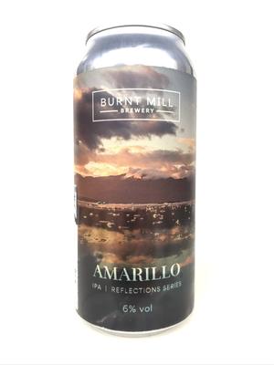 Burnt Mill /  Reflections Series Amarillo (バーントミル リフレクションシリーズ アマリロ)440ml