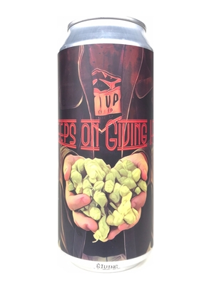 Stoup  / keeps on giving IPA (ストゥープ ・ストアップ キープス オン ギビング IPA) 473ml