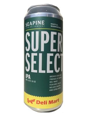 Sea Pine Brewing / Super Select IPA(シーパインブルーイング スーパーセレクトIPA)473ml