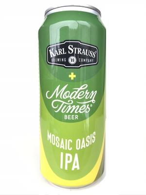 Karl Strauss + Modern Times / Mosaic Oasis IPA (カールストラウス+モダンタイムス  モザイク オアシスIPA