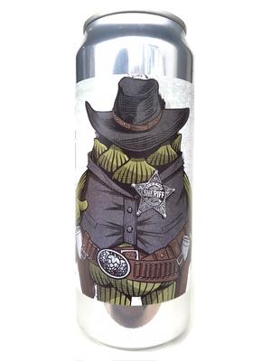 West Coast Brewing / The Sheriff Juicy IPA (ウエストコースト ザシェリフIPA) 500ml