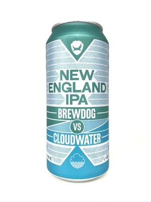 Brewdog vs Cloud Water / NE IPA(ブリュードッグ VS クラウドウォーター ニューイングランドIPA)440ml