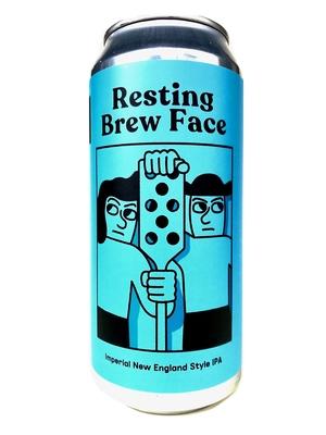 Mikkeller / Resting Brew Face(ミッケラー リスティング  ブリュー  フェイス) 440ml