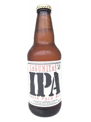Lagunitas / IPA (ラグニタス アイピーエー  ボトル355ml