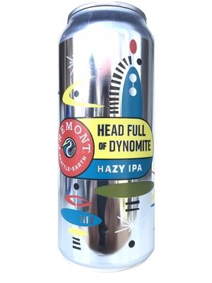 Ver.26 Fremont Brewing  /  Head Full Of Dynamite (フリモント ヘッドフルダイナマイト)473ml