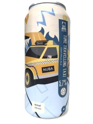 Brewyork / Time Traveling Taxi(ブリューヨーク タイムトラベリングタクシー DDHペールエール)440ml