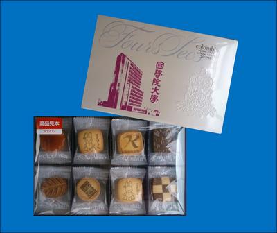 國學院大學オリジナルクッキー 33枚入り