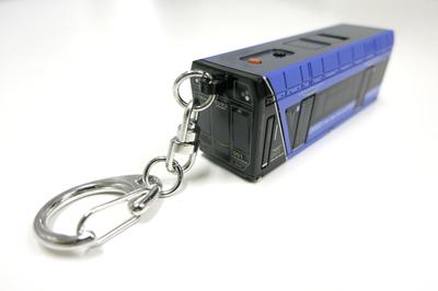 電車型クロックキーライト